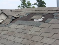 Roof, gutter and downpipe repairs